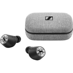 Bluetooth гарнитура Sennheiser Momentum True Wireless Black