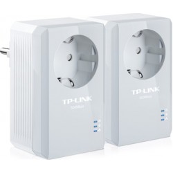PowerLine TP-LINK TL-PA4010P KIT 500Mbps с розеткой