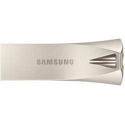 USB Flash накопитель 128GB Samsung BAR Plus ( MUF-128BE3/APC ) USB3.1 Cеребристый