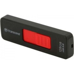 USB Flash накопитель 128GB Transcend JetFlash 760 (TS128GJF760) USB 3.0 Черный