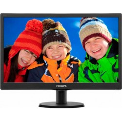 Монитор 19' Philips 193V5LSB2 TN LED 1366x768 5ms VGA