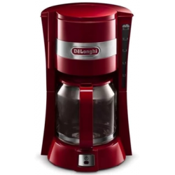 Кофеварка DeLonghi ICM 15210.1 Red