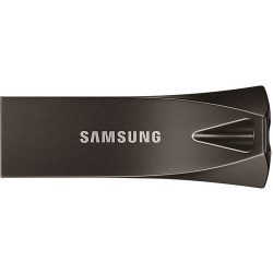 USB Flash накопитель 128GB Samsung BAR Plus ( MUF-128BE4/APC ) USB3.1 Cерый