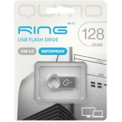 USB Flash накопитель 128GB Qumo Ring (QM128GUD3-Ring) USB 3.0
