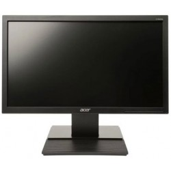 Монитор 19' Acer V196HQLAb TN LED 1366x768 5ms VGA