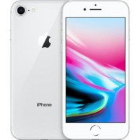 Смартфон Apple iPhone 8 128GB Silver (MX172RU/A)