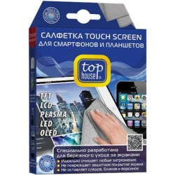 TOP HOUSE Салфетка touch screen, 15*20 см